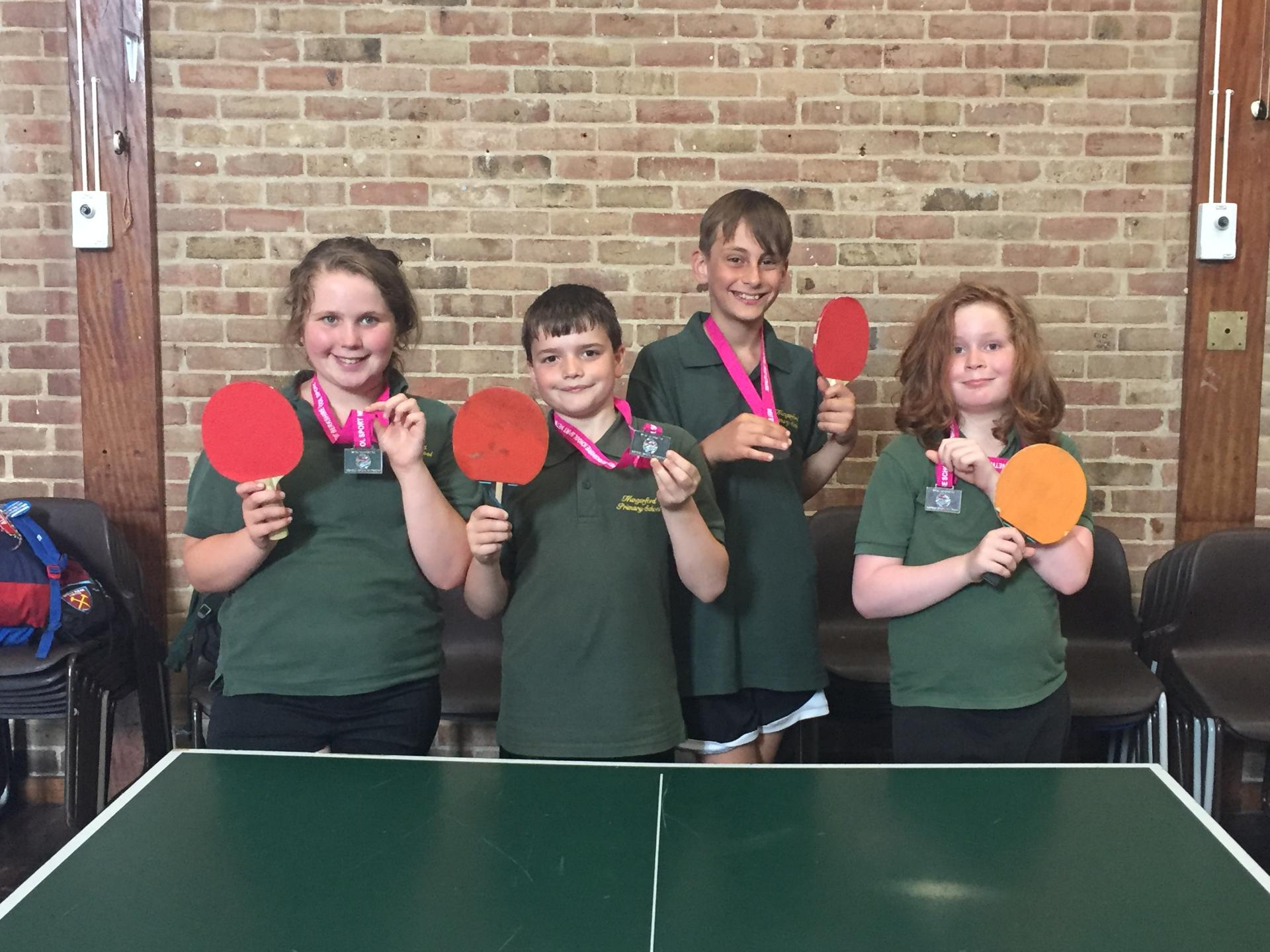 Table tennis 21.6.17